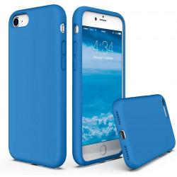 iPhone SE (2020) / 8 / 7 Pro Silicone Hard Case (Ocean Blue)