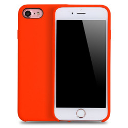 iPhone SE (2020) / 8 / 7 Pro Silicone Hard Case (Red)
