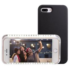iPhone 6S / iPhone 6 Selfie Illuminated LED Light Case (Black)