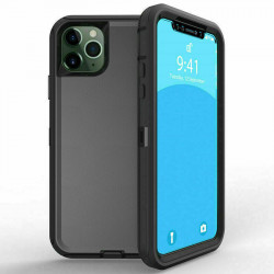 iPhone 11 6.1in Armor Defender Case (Black Black)