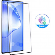 3D Tempered Glass Full Screen Protector with In Screen Finger Scanner for Galaxy Note 20 Ultra (Clear)