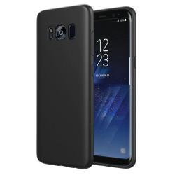 Samsung Galaxy S8 Plus TPU Soft Case Case (Black)
