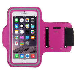 Apple iPhone 6 4.7 Sports Armband (Hot Pink)